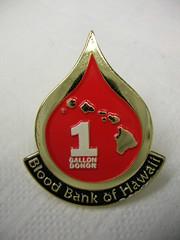 1 Gallon of Blood