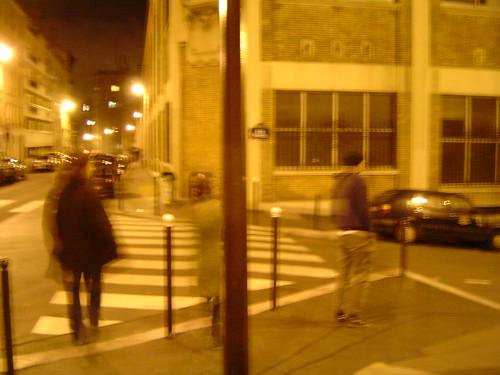 Street ahead