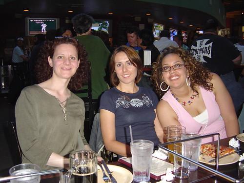 Jenny, Ariana, and Kelly