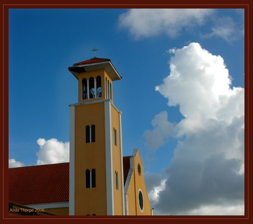San Lodovico Betran Catholic Church, Bonaire