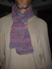 energised singles scarf