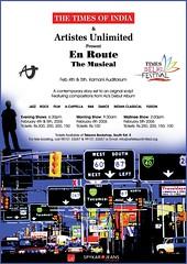 En Route - poster