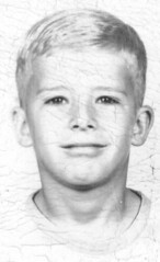 Ron Foreman at 5 years old