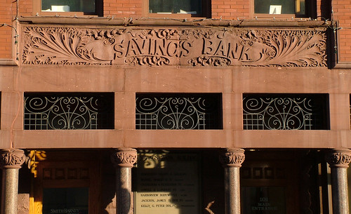 Savings Bank, Marquette