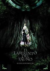 """""""El Laberinto del Fauno"""": nuevo póster"""