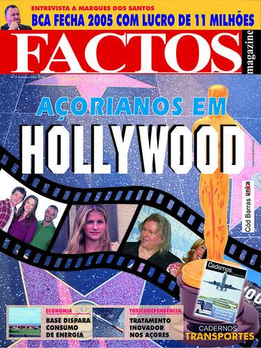 Capa FACTOS 13