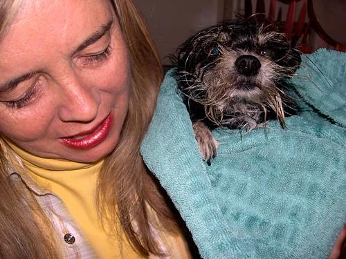 lola's bath
