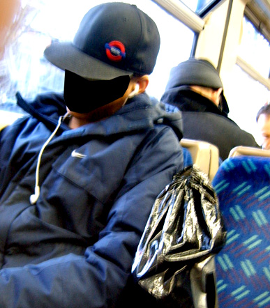 Brand Boy with London Underground Baseball Cap