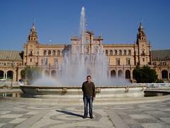 Plaza Espagna, Seville