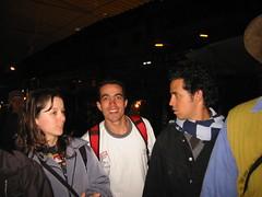 Amis de Colombia y Brasil