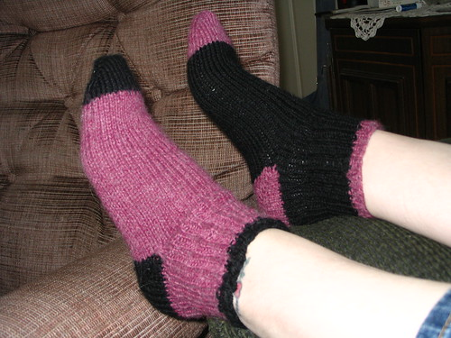 Fraternal Socks