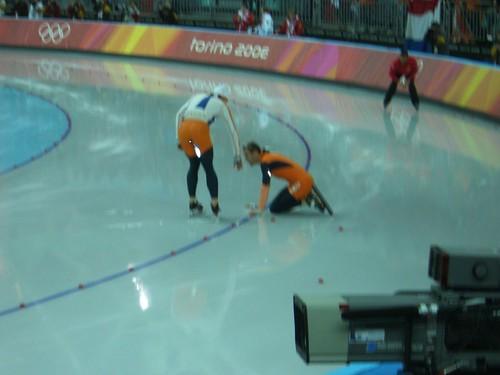 Foto sfeerverslag schaatsdag 3 Turijn