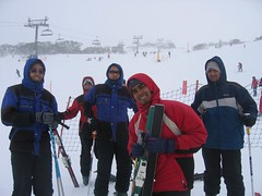Kat Ski Resort Perisher Blue, Snowy Mountains, Australia