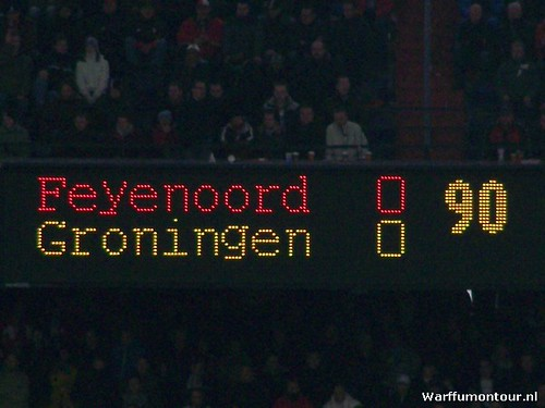 3264274820 aaa68895f9 Feyenoord   FC Groningen 0 0, 8 februari 2009