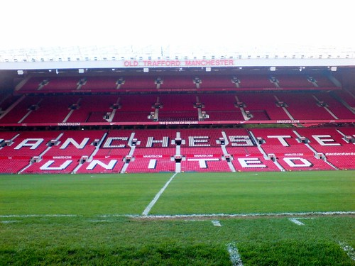 Old Trafford - North Stand