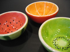 Original Fruit Bowls photo by Colour Me Mine Crows Nest