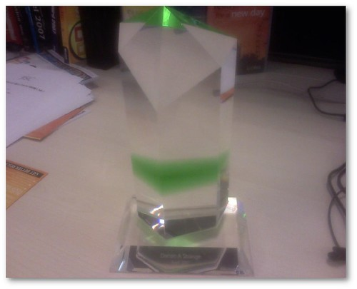tenyear award