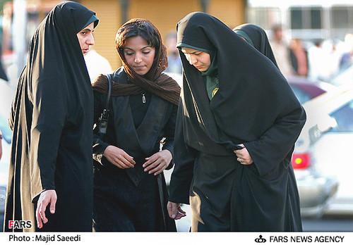 Iranian veil (2)