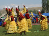 kirghizstan--danse traditionnelle