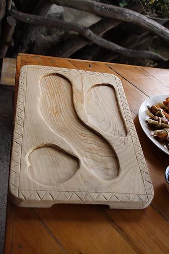 木雕器皿 (by Audiofan)