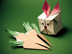 Bunnygami photo by Balakov