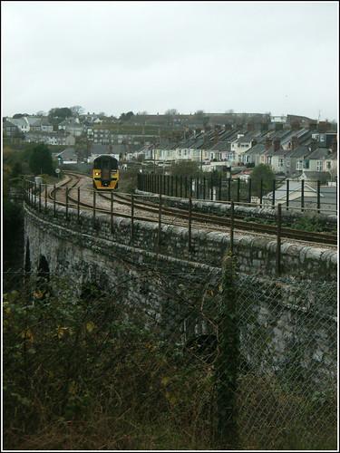Train cometh