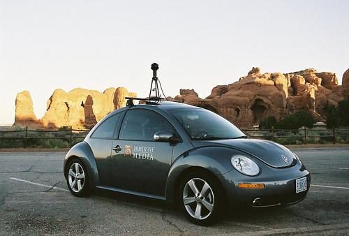 Das GoogleCar