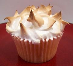 Lemon Meringue Pie Cupcake photo by desertculinary