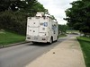 WMUR-TV Satellite Truck