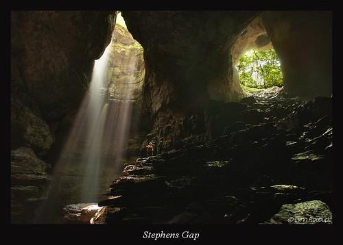 Stephens Gap Cave