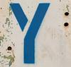 blue y
