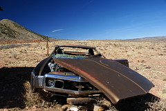Dead Car photo by Jai-to-Z