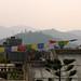 Nepal - Kathmandu - 003 - Sunset out over Kathmandu