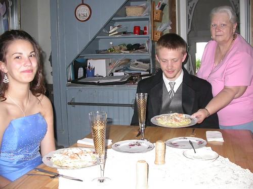 Prom Dinner 5