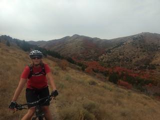 City creek trails, Pocatello