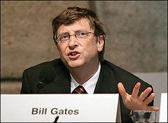Bill Gates world's most
