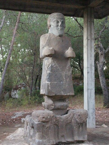 Karatepe/Aslantas Neo-Hittite Open Air Museum