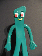 Gumby, Damnit!