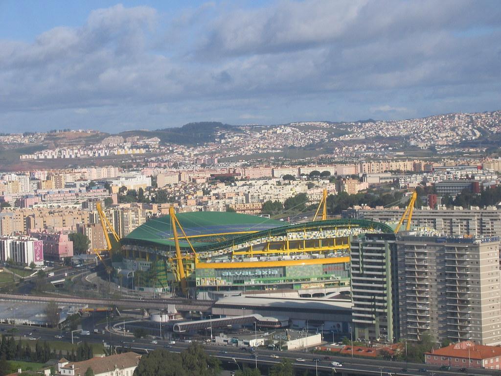 Estadio Jose Alvalade Siglo XXI - Lisboa, Portugal 1827462_2411d4fb7d_b