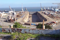 Hunter's Point Drydock, 2002