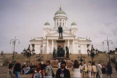 Senaatintori, Helsinki, Finland