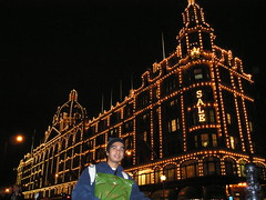 Harrods, London, UK