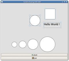 Screenshot de MonoCanvas