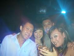 victor,gf,brandon and me