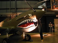 Sharks Over China - The Flying Tigers
