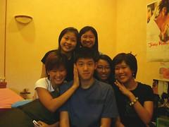 ian and girls