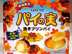 Lotte Pudding Pie