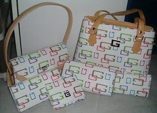 Bangkok Shopping: Bags!