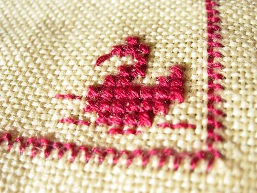 nun´s stitch