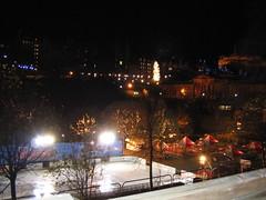 View from Edinburgh's Winter Wonderland (2)